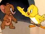 Tom ve Jerry Kafesteki Kuş çizgi filmi